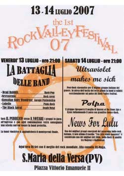 Rock Valley Festival 2007